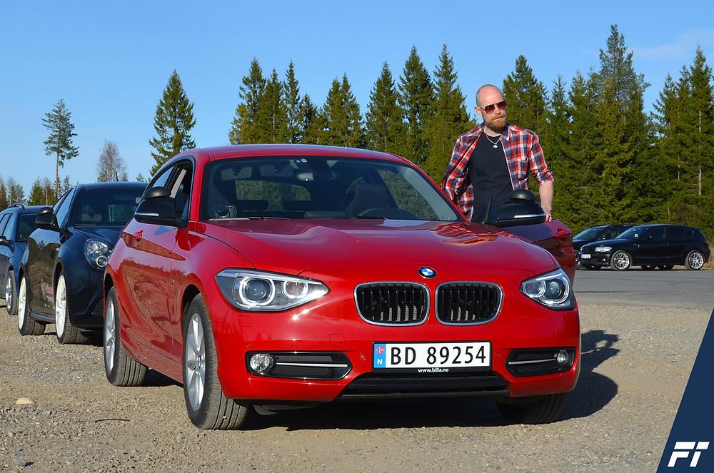 Follo Trafikkteam trafikkskole BMW 1serie