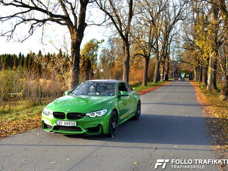 Kjøreopplevelser BMW M4 og BMW X440M. Del 2.