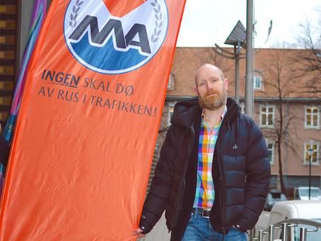 Motorvognførernes Avholdsforbund MA trafikksikkerhetskonferansen Trafikant 3.0