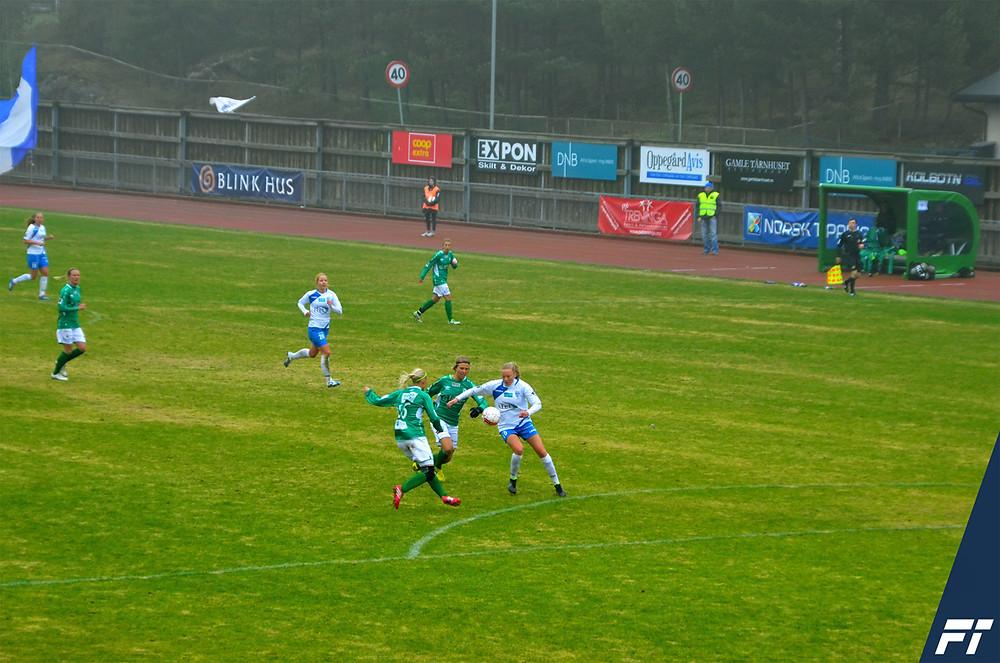 Follo Trafikkteam trafikkskole i Ski Oppegård Langhus Kolbotn sponser Kolbotn IL Kvinnefotball_2015