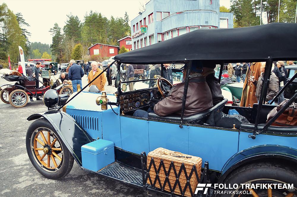 Rally Oslofjord 2017 Tyrigrava trafikkskole i Ski og Oppegård Follo Trafikkteam