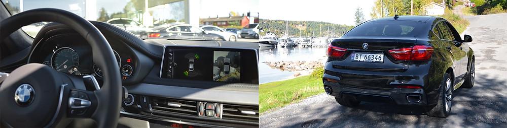 Bilia Follo BMW X6. Trafikkskole Follo Trafikkteam