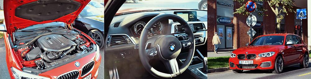 Bilia Follo BMW M140i. Trafikkskole Follo Trafikkteam