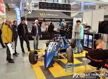 Woldseth Racing på Oslo Motorshow