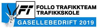 trafikkskole follo trafikkteam gasellebedrift 2019.