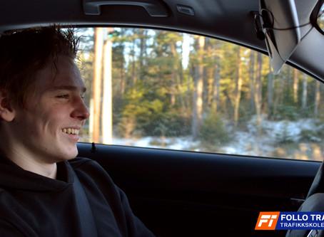 Video. Se hva som skjer når du øker farten med 10km/t!
