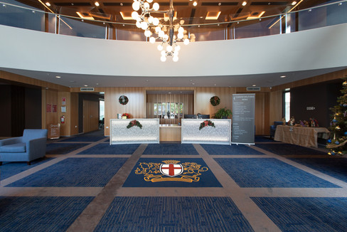 St Georges Entry Foyer