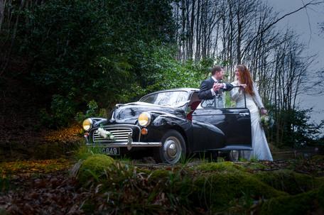 Wedding Car Perthshire
