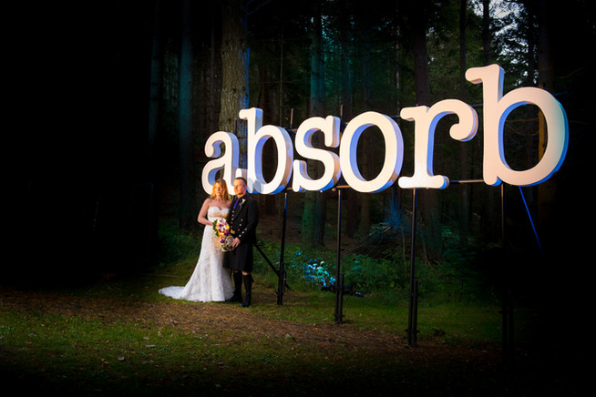 Enchanted Wedding Photography Pitlochry