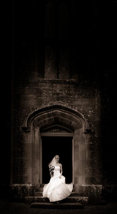 Scottish Castle Wedding Photograph