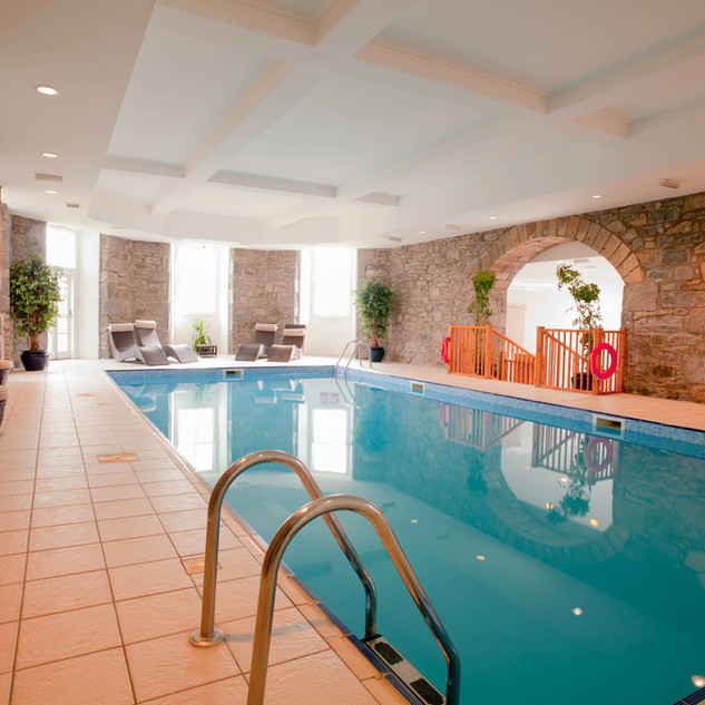 Atholl Palace Hotel Swimming Pool