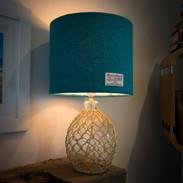 Harris Tweed Lamp