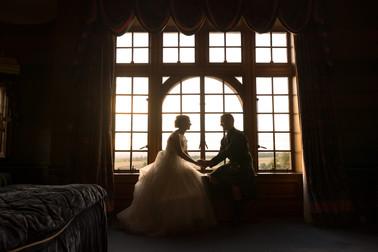 Romantic Murrayshall Wedding Photograph