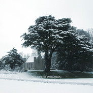 Moot Hill in winter