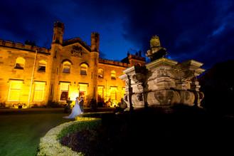 The fountain Dundas Castle