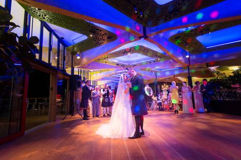 Wedding photography at The Botanic Gardens, Edinburgh