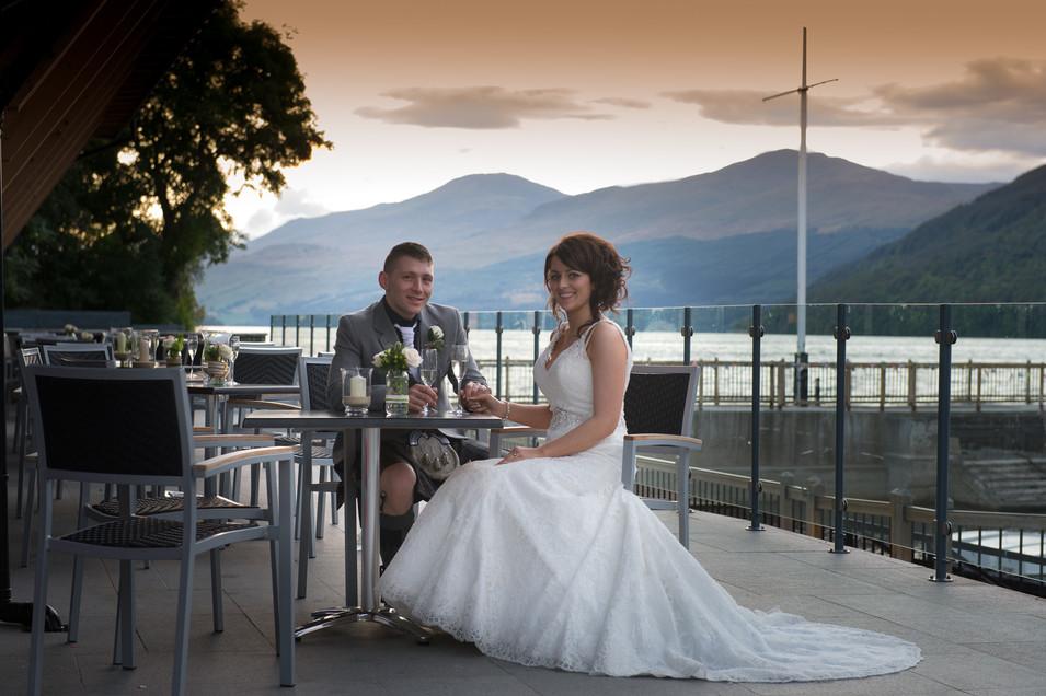 Taymouth Marina Wedding