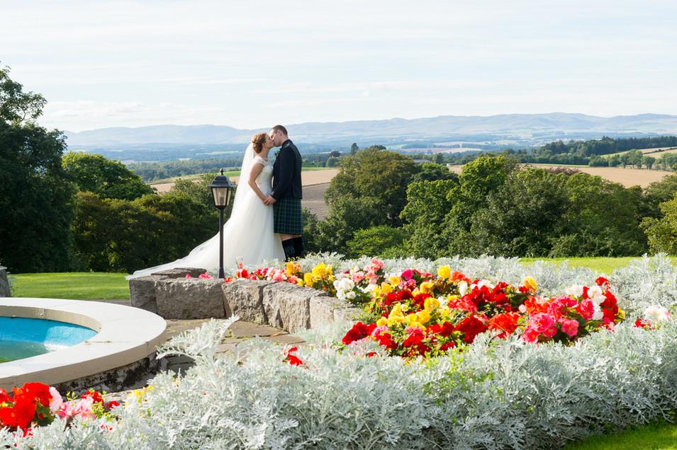 Murrayshall Wedding Photograph
