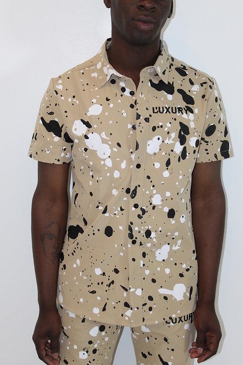 Khaki Buttonup Shirt