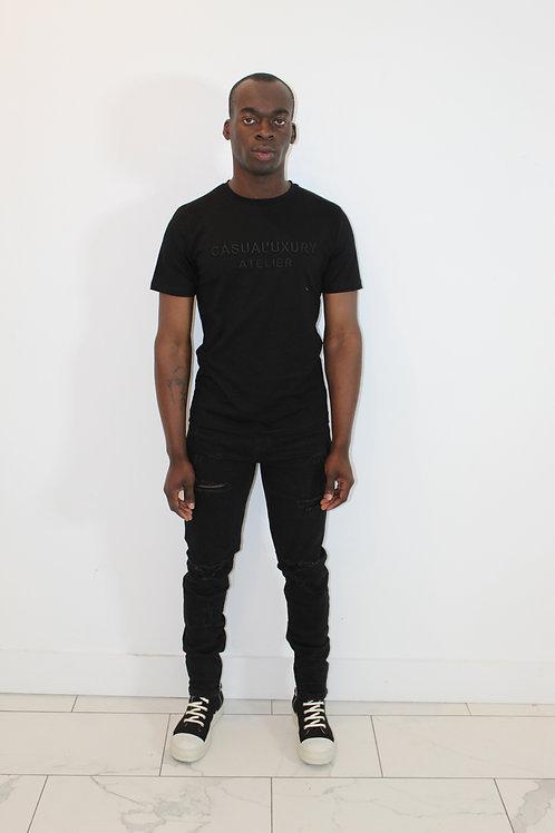 Lux T-Shirt Black