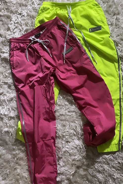 Homme Reflective Track Pant