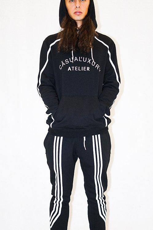 Atelier Sweatsuit Noire Homme
