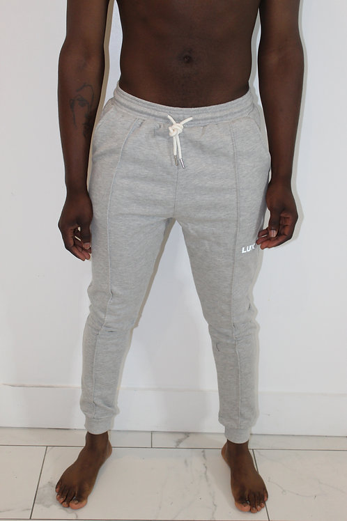 Secret Pocket Jogger Grey