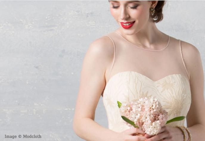 Modcloth Makes Wedding Dresses Now!