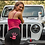 Thumbnail: Neon Jeep Wave Leggings