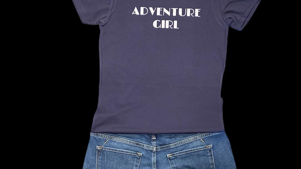 Adventure Girl Tee