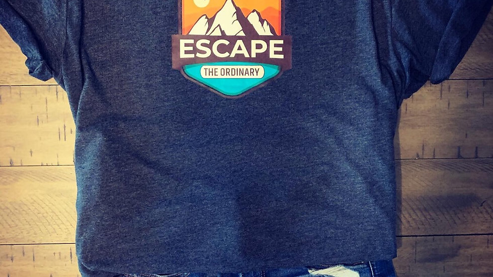 Escape The Ordinary T-Shirt