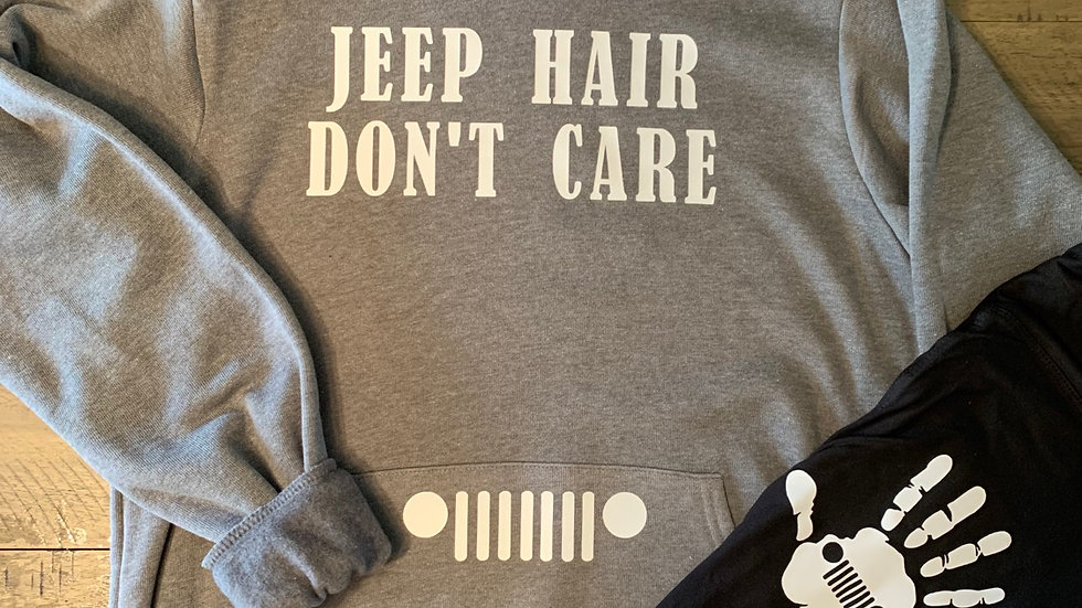 Jeep Hair Don't Care Bundle
