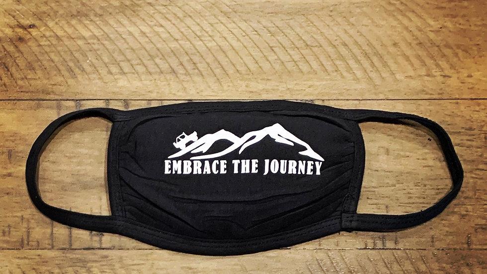 Embrace The Journey Mask