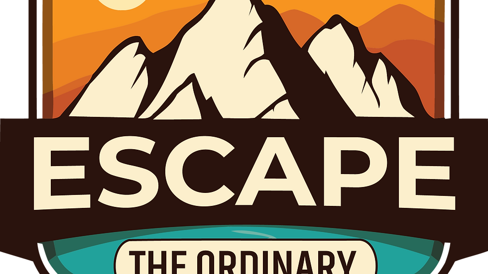 Escape The Ordinary Decal