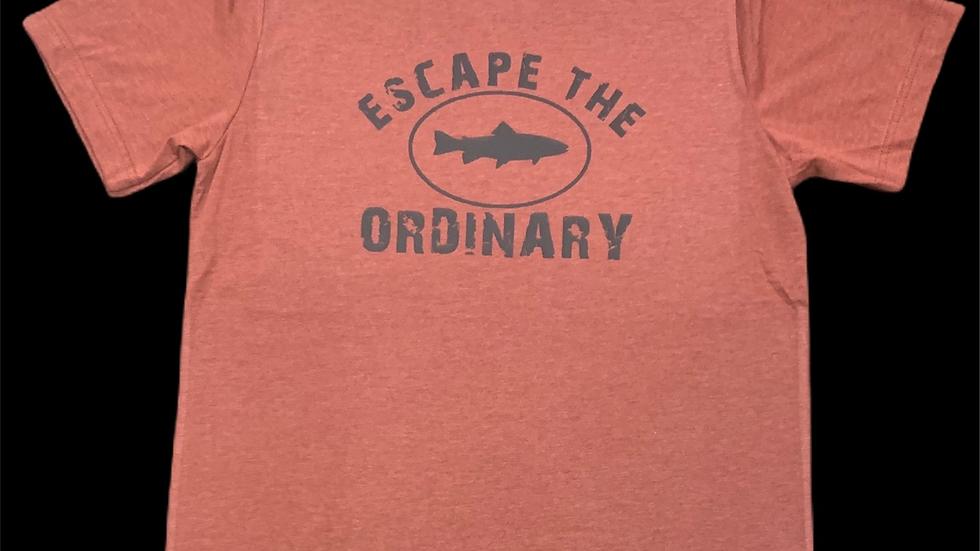 Escape The Ordinary Trout T-Shirt