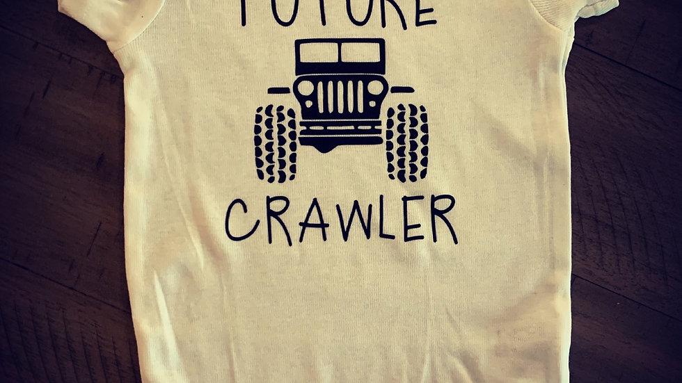 Future Crawler Onesie