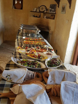 Private party Buffet