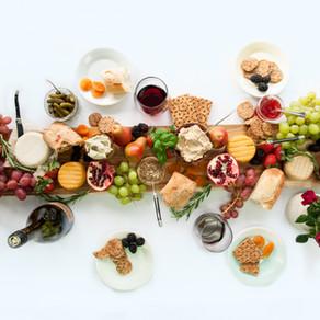 The Perfect Vegan Cheese Board!