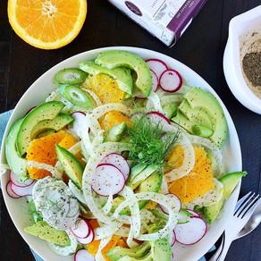 5 salades d'été favoris