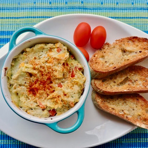 5 Ways to use our Hot Artichoke Dip!
