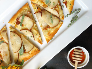 Quick & Easy Sweet and Savoury Flatbreads