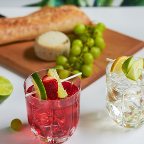 Two Canada Day Sangria Recipes