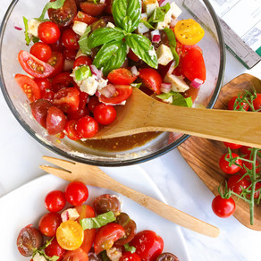 Zengarry Fresh Tomato Salad