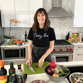 Amy Longard's 3 Easy Vegan Holiday Appetizers