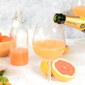 Mimosas aux agrumes