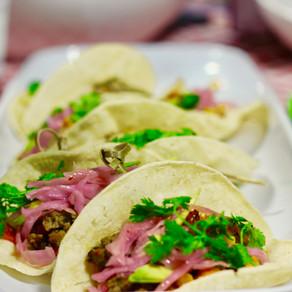 Tacos au tofu fumé du Chef Elisa