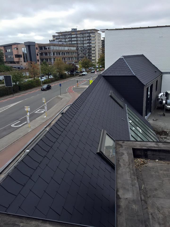 Nieuwe dakcoating