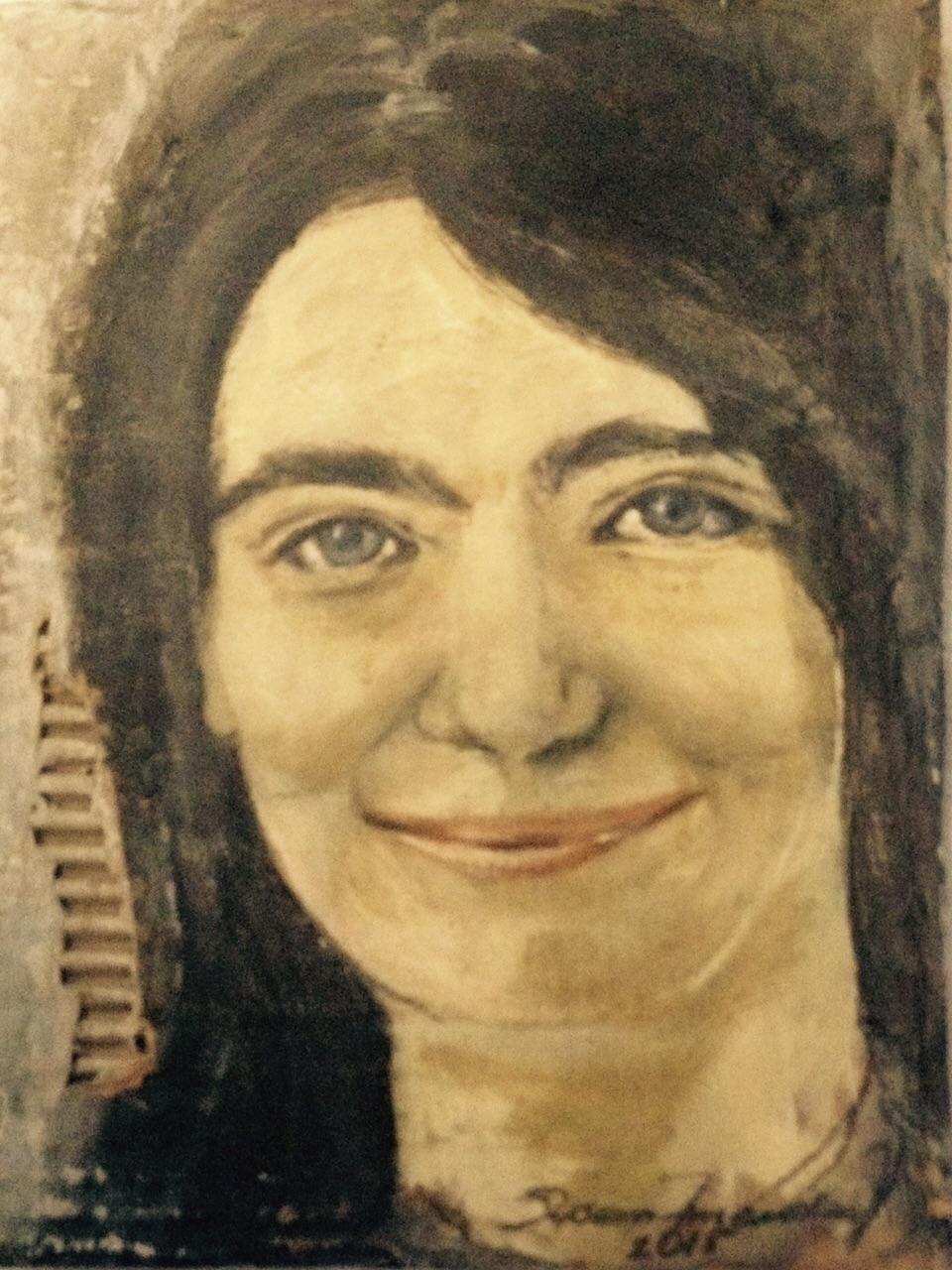 """Cláudia""- 2015"