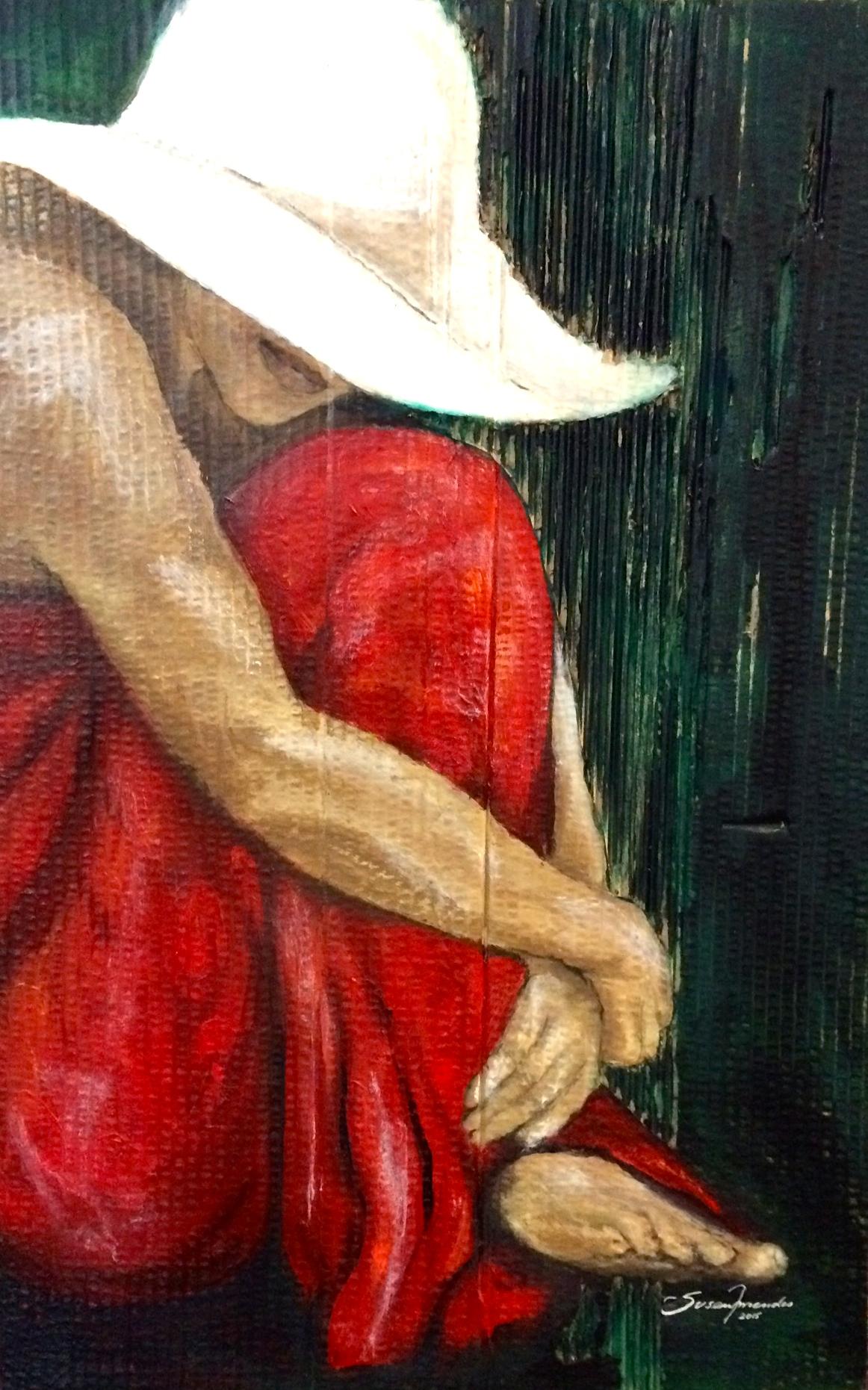 """""""...de canga vermelha""""- 2015"""