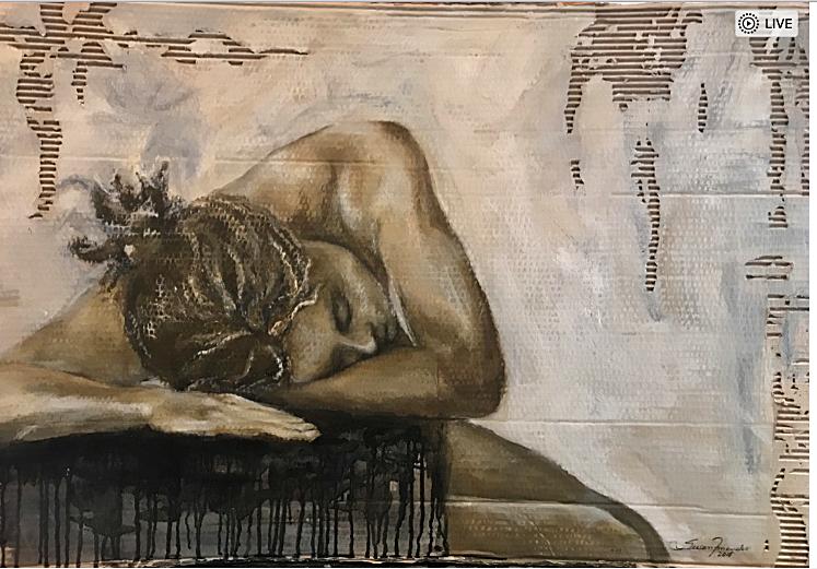 """Descanso""- 2018"